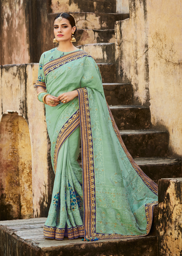 Indian Saree-Hunardesigns.com